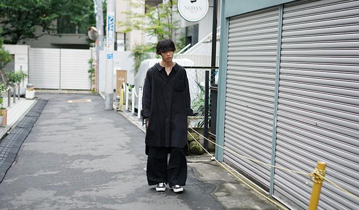 stylehunt,スタイルハント,street style,street snap,ストリートスナップ,fashion snap,ファッションスナップ,japan,men,tokyo,whowhat,Lucio Vanotti,CONVERSE,VINTAGE,TOGA