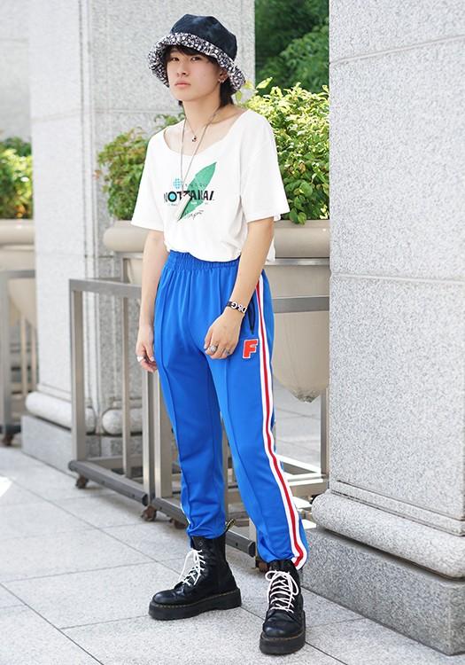 stylehunt,スタイルハント,street style,street snap,ストリートスナップ,fashion snap,ファッションスナップ,japan,men,tokyo,used,FRESH ANTI YOUTH,Dr.Martens,AMBUSH